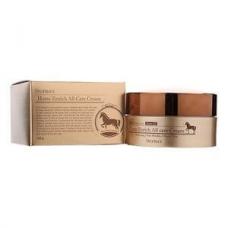 Deoproce Horse Enrich All Care Cream/Крем для лица с экстрактом лошадиного жира!