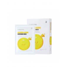 Medi-Peel Vitamin Balm Refreshing Mask  Витаминная маска для ровного тона кожи против морщин