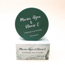 MISOLI Патчи с витамином С и с экстрактом морских водорослей Misoli Marine Algae Vitamin C 60 шт