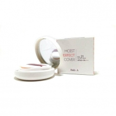 DEOPROCE DAILY A MOIST PERFECT COVER CUSHION /Кушон DEOPROCE DAILY A