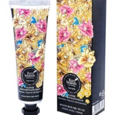 Eco Branch Крем для рук Flower Perfumed Hand Cream Shea Butter With Chamomile, 40 г