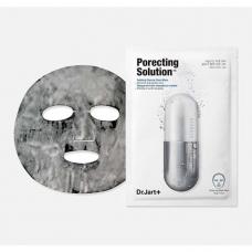 Кислородная маска для сужения пор Dr.Jart+ Porecting Solution с черным углем