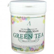 ANSKIN Modeling Mask Green Tea For Balance & Calming