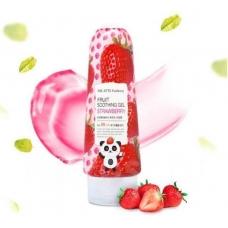 Milatte Fruit Soothing Gel Strawberry/Гель для лица и тела многофункциональный клубника