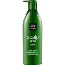 Кондиционер для волос Антивозрастной укрепляющий кондиционер для чувствительной кожи головы Mise en Scene Scalp Care Rinse