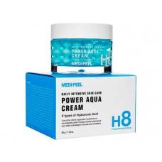 Крем Medi-Peel Power Aqua Creme с голубыми пептидными капсулами