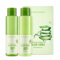 [ NATURE REPUBLIC ] Soothing & Moisture Aloe Vera Special Set