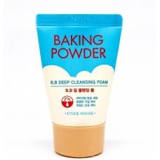 Пенка для умывания Etude House с содой и фруктовыми кислотами - Baking powder B.B. Deep Cleansing Foam