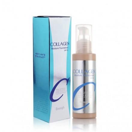 Enough Collagen Moisture Foundation SPF 15/Увлажняющий тональный крем с коллагеном