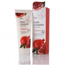 Ekel Pomegranate Foam Cleanser/Пенка для умывания с экстрактом граната для эластичности кожи