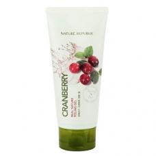 Nature Republic Real Natural Cranberry Peeling Gel/Пилинг-гель с экстрактом клюквы
