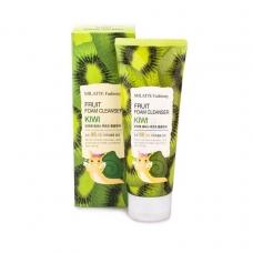 Пенка для умывания киви/Milatte Fruit Foam Cleanser Kiwi