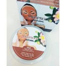Deoproce Mud Wash-off Pack/Глиняная маска для лица по уходу за порами 100гр.