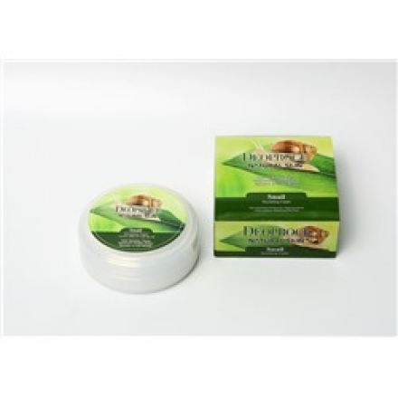 Deoproce Natural Skin Snail Cream/Крем для лица с экстрактом слизи улитки