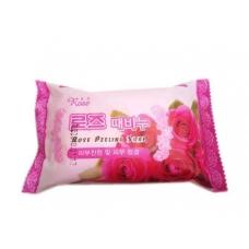 Rose peealing soap/Мыло-пилинг с экстрактом розы