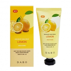 Крем для рук Dabo Lemon Hand Cream