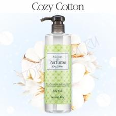 SECRET KEY Maison de Perfume Body Wash Cosy Cotton 500 ml