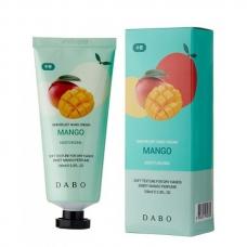 Крем для рук DABO SKIN RELIEF HAND CREAM 100 ml С экстрактом манго