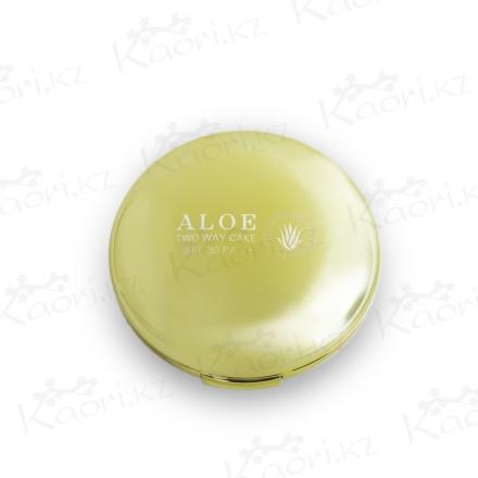Cellio Aloe TWO WAY Cake SPF30 PA++