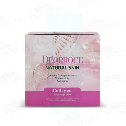 Deoproce Natural Skin Collagen Nourishing Cream