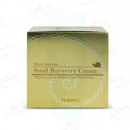 Deoproce Snail Recovery Cream