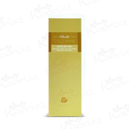 Cellio Gold Snail Moisture Skin