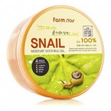 Farm stay Moisture Soothing Gel Snail