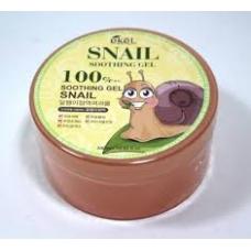 Гель для лица и тела увлажняющий с экстрактом муцина улитки Snail 100% Soothing Gel Ekel