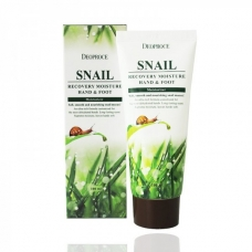 Deoproce Snail Recovery Moisture Hand and Foot