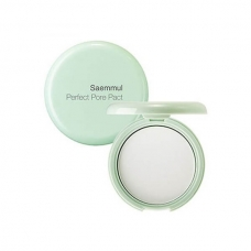 The Saem Saemmul Perfect Pore Pact/Компактная пудра для кожи с расширенными порами