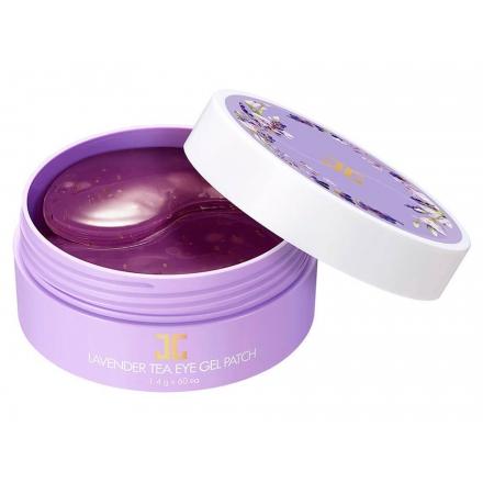 Гидрогелевые патчи под глаза с лавандовым чаем Jayjun Lavender Eye Gel Patch, 60шт