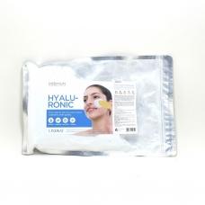 Маска альгинатная увлажняющая с гиалуроновой кислотой Premium Hyaluronic Modeling Mask Lindsay