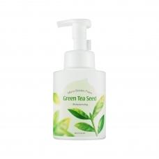 Missha Micro Bubble Foam Green Tea Seed
