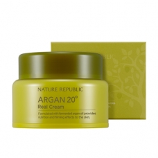 Nature Republic Argan 20 Real Cream 50ml