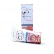 Пенка для лица очищающая с фильтратом улиточного муцина Snail Lovely Foam Cleansing 3W Clinic