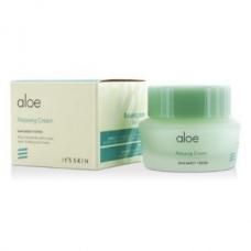 It's Skin Aloe Relaxing Cream Крем для лица с экстрактом алоэ.