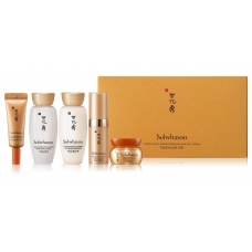 Антивозрастное средство Sulwhasoo Concentrated Ginseng Renewing Basic Kit Miniature 5 Item Set K-Beauty