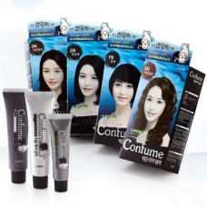 WELCOS Confume Hair Color 100+100+40мл. Краска для волос на основе чернил кальмара