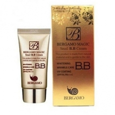 BB Bergamo Magic Snail Cream Тональный крем
