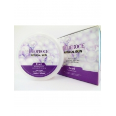 Deoproce Natural Skin Pearl Nourishing Cream