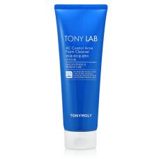 TONY MOLY LAB AС CONTROL ACNE FOAM /пенка для умывания для проблемной кожи,