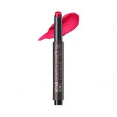 THE SAEM Eco Soul Kiss Button Lips Matte/Матовая помада для губ