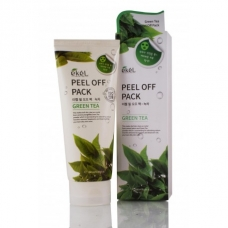 Ekel Peel Off Pack Green Tea - Маска-пленка с Экстрактом Зеленого Чая