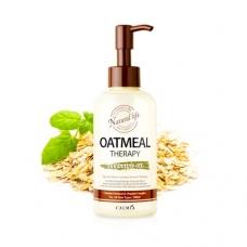 Очищающее гидрофильное масло с экстрактом овса Calmia Oatmeal Therapy Cleansing Oil