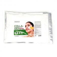 Lindsay Collagen Lifting Premium Modeling Mask   /Маска для лица альгинатная омолаживающая с коллагеном