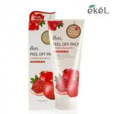Ekel peel off pack/ маска пленка с экстрактом граната.