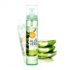 МИСТ WELCOS ALOE VERA MOISTURE REAL SOOTHING GEL MIST 98%