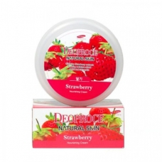 КРЕМ DEOPROCE NATURAL SKIN STRAWBERRY NOURISHING