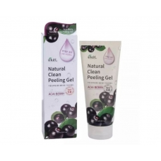 Ekel Acai Berry Natural Clean Peeling Gel/Пилинг-скатка с экстрактом ягод асаи