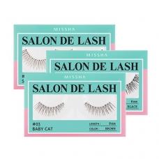 Накладные ресницы Salon De Lash Missha